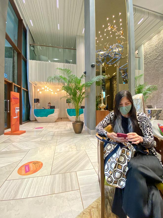 andaz palm 5 - REVIEW - Andaz Dubai The Palm : Terrace Suite [COVID-era]