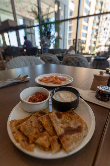 andaz palm 54 450x675 - REVIEW - Andaz Dubai The Palm : Terrace Suite [COVID-era]