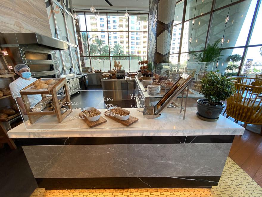 andaz palm 60 - REVIEW - Andaz Dubai The Palm : Terrace Suite [COVID-era]