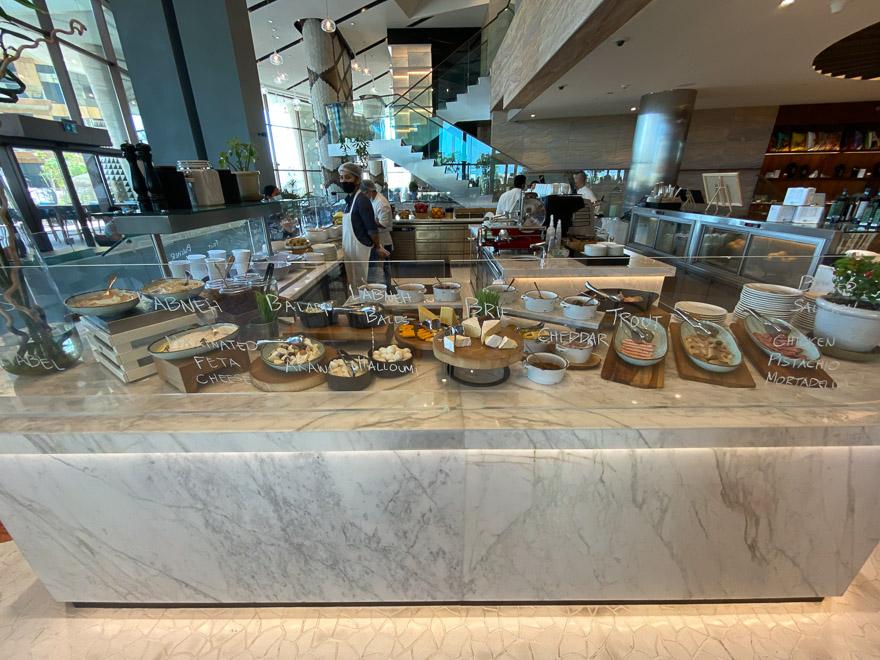 andaz palm 68 - REVIEW - Andaz Dubai The Palm : Terrace Suite [COVID-era]