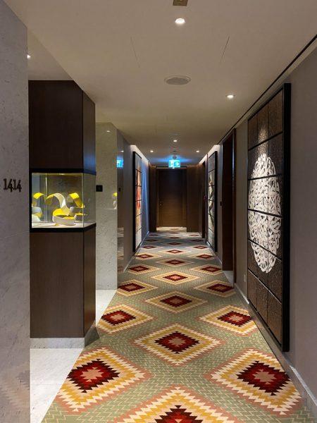 andaz palm 7 450x600 - REVIEW - Andaz Dubai The Palm : Terrace Suite [COVID-era]