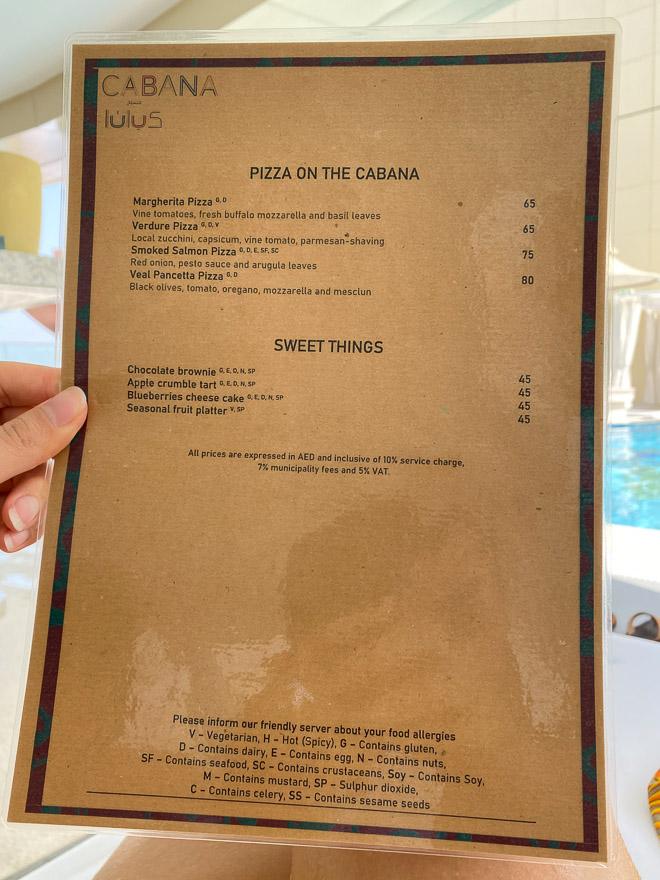 andaz palm 73 - REVIEW - Andaz Dubai The Palm : Terrace Suite [COVID-era]