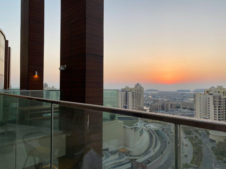 andaz palm 77 768x576 - REVIEW - Andaz Dubai The Palm : Terrace Suite [COVID-era]