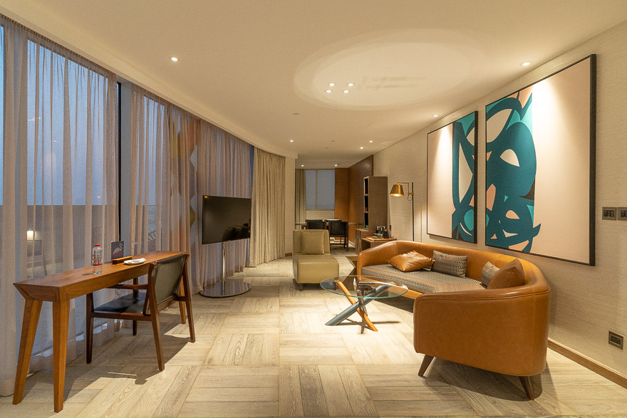 andaz palm 8 - REVIEW - Andaz Dubai The Palm : Terrace Suite [COVID-era]