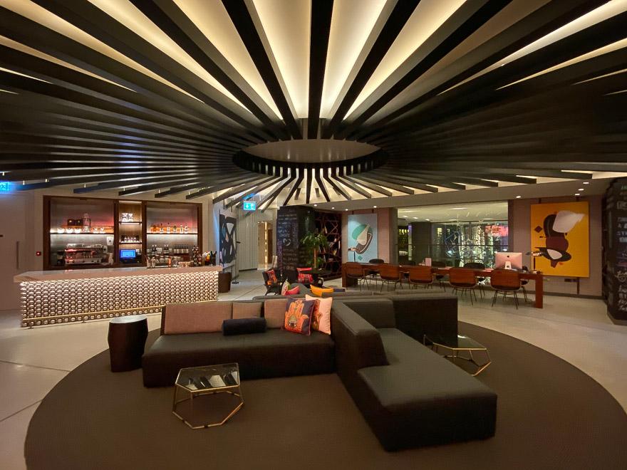 andaz palm 86 - REVIEW - Andaz Dubai The Palm : Terrace Suite [COVID-era]