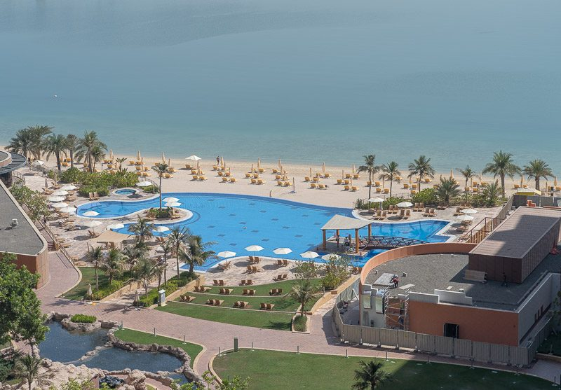 andaz palm 88 800x557 - REVIEW - Andaz Dubai The Palm : Terrace Suite [COVID-era]