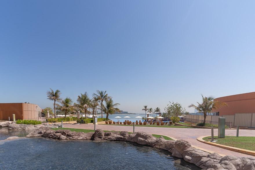 andaz palm 90 - REVIEW - Andaz Dubai The Palm : Terrace Suite [COVID-era]