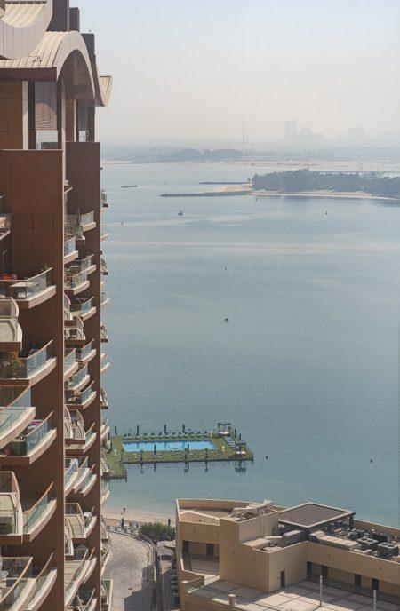 andaz palm 92 450x688 - REVIEW - Andaz Dubai The Palm : Terrace Suite [COVID-era]