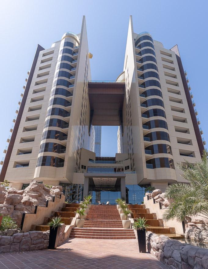 andaz palm 93 - REVIEW - Andaz Dubai The Palm : Terrace Suite [COVID-era]