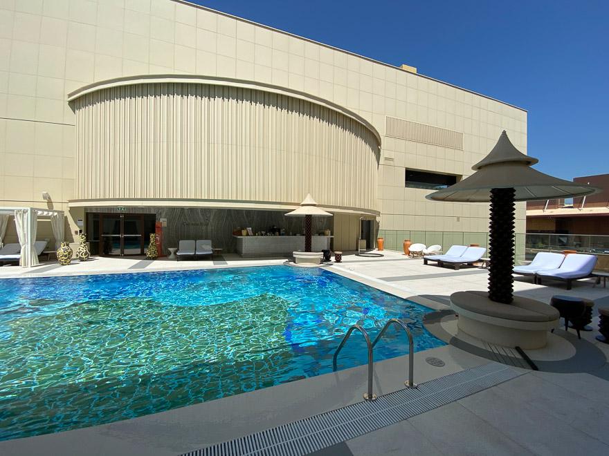 andaz palm 94 - REVIEW - Andaz Dubai The Palm : Terrace Suite [COVID-era]