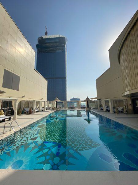 andaz palm 96 450x600 - REVIEW - Andaz Dubai The Palm : Terrace Suite [COVID-era]
