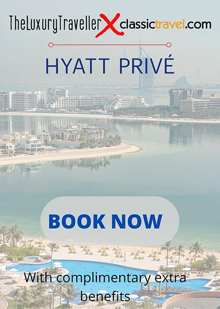 andazpalm1 - REVIEW - Andaz Dubai The Palm : Terrace Suite [COVID-era]