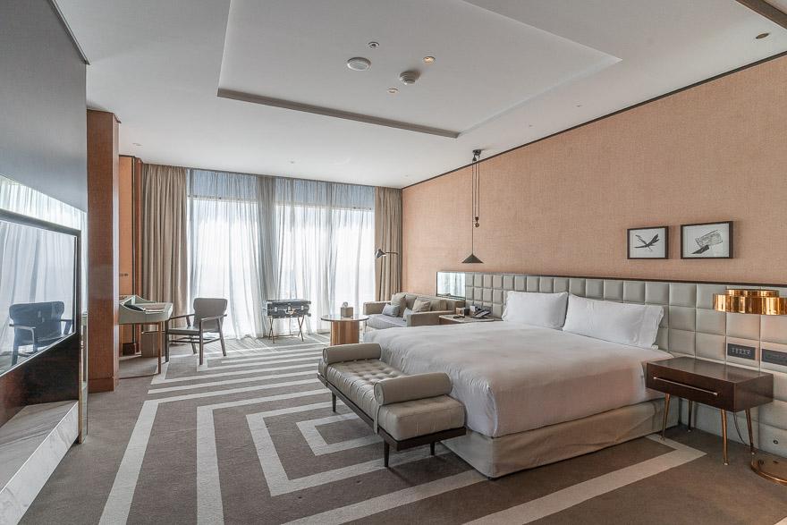 waldorf DIFC 21 - REVIEW - Waldorf Astoria Dubai DIFC : King Corner Suite [COVID-era]