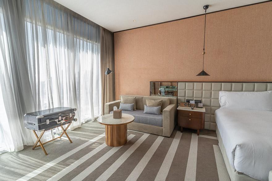 waldorf DIFC 27 - REVIEW - Waldorf Astoria Dubai DIFC : King Corner Suite [COVID-era]