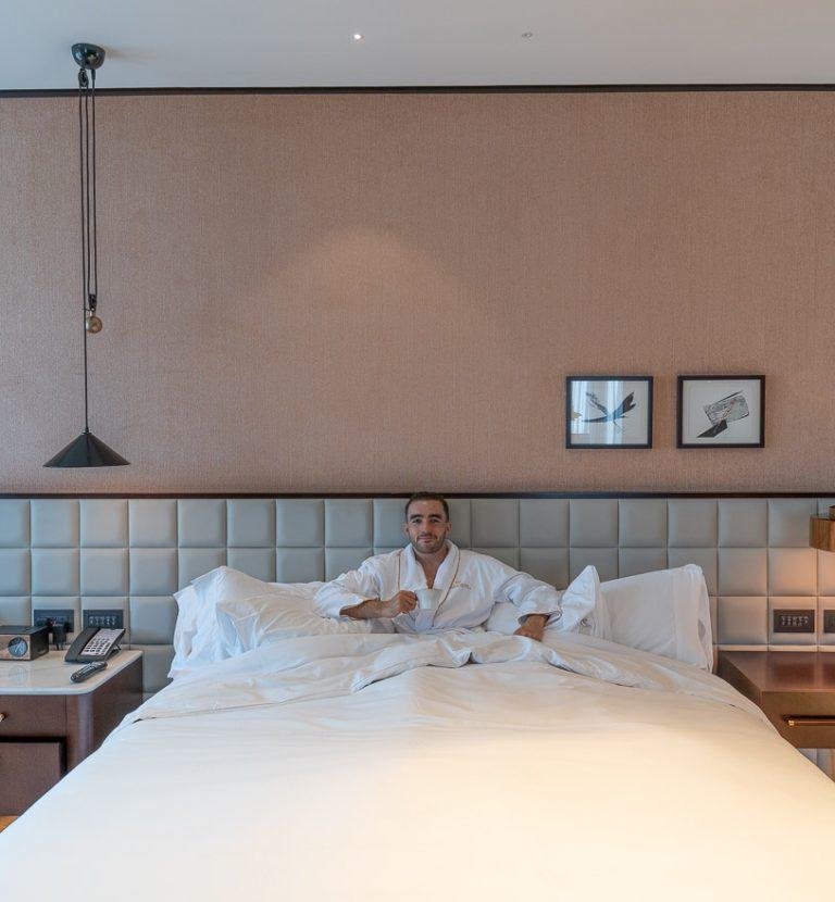 waldorf DIFC 29 768x830 - REVIEW - Waldorf Astoria Dubai DIFC : King Corner Suite [COVID-era]