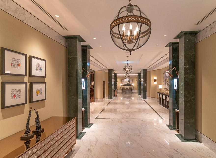 waldorf DIFC 3 - REVIEW - Waldorf Astoria Dubai DIFC : King Corner Suite [COVID-era]