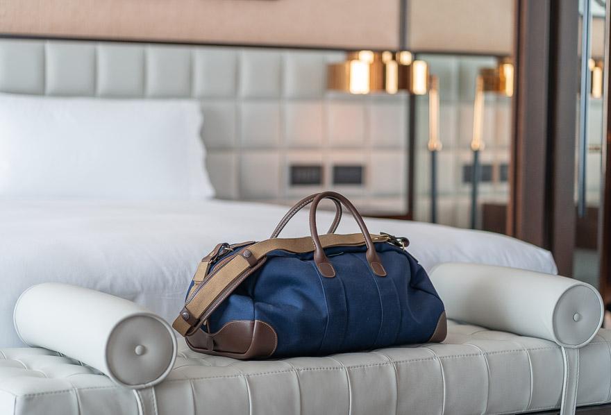 waldorf DIFC 45 - REVIEW - Waldorf Astoria Dubai DIFC : King Corner Suite [COVID-era]