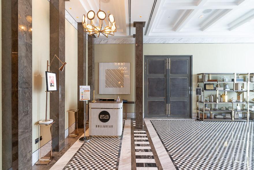 waldorf DIFC 46 - REVIEW - Waldorf Astoria Dubai DIFC : King Corner Suite [COVID-era]