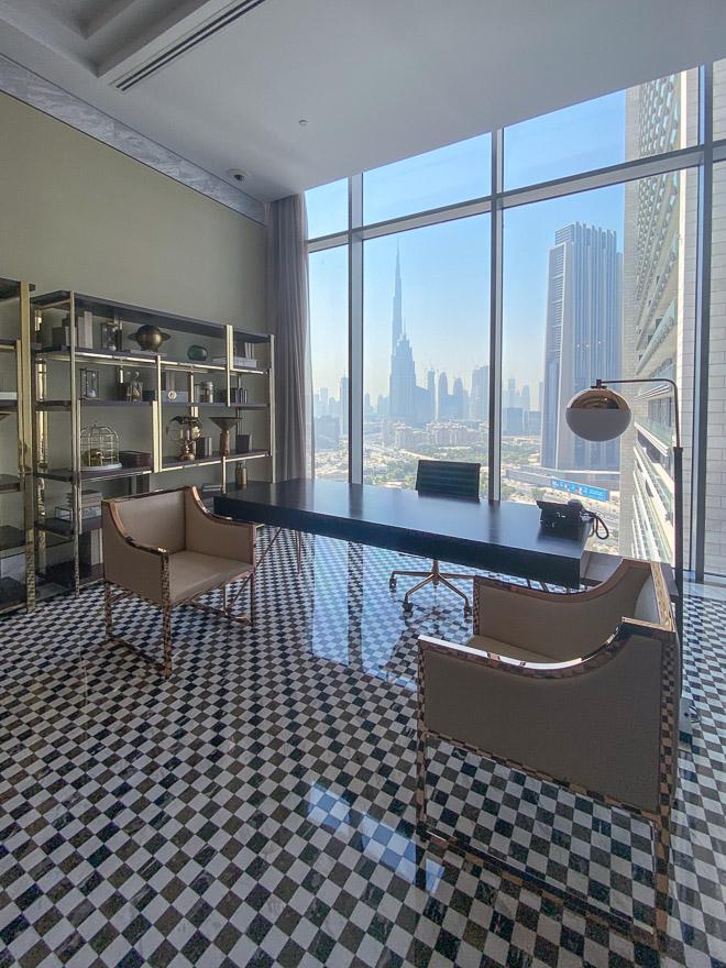 waldorf DIFC 47 - REVIEW - Waldorf Astoria Dubai DIFC : King Corner Suite [COVID-era]