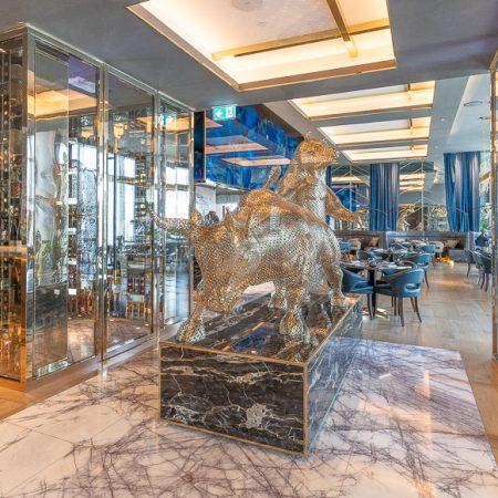 waldorf DIFC 48 450x450 - REVIEW - Waldorf Astoria Dubai DIFC : King Corner Suite [COVID-era]