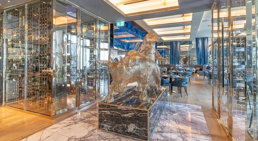 waldorf DIFC 48 880x480 - REVIEW - Waldorf Astoria Dubai DIFC : King Corner Suite [COVID-era]