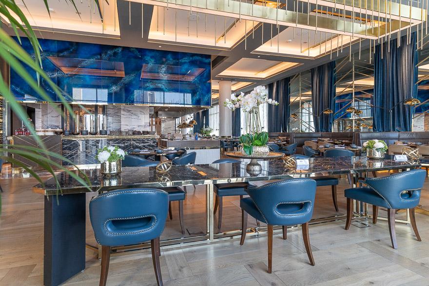 waldorf DIFC 49 - REVIEW - Waldorf Astoria Dubai DIFC : King Corner Suite [COVID-era]