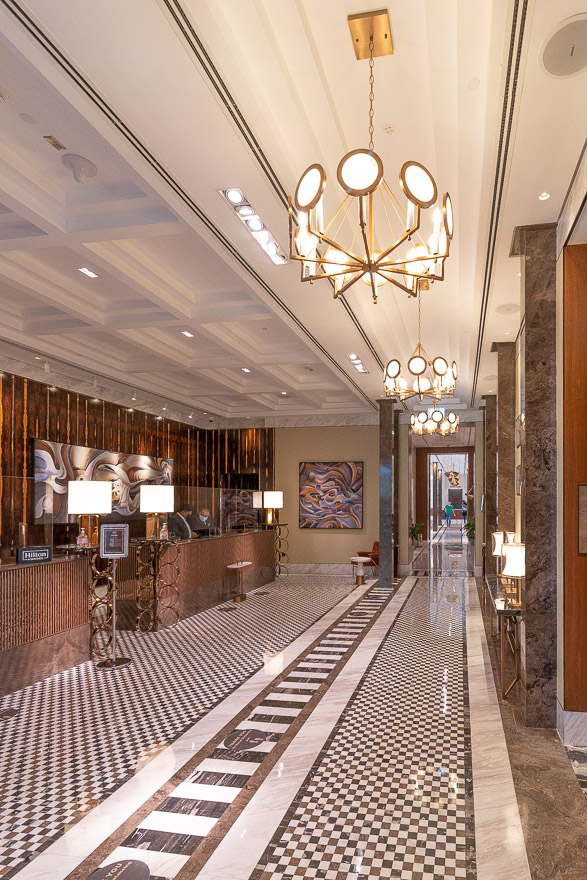 waldorf DIFC 5 - REVIEW - Waldorf Astoria Dubai DIFC : King Corner Suite [COVID-era]