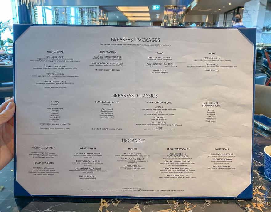waldorf DIFC 50 - REVIEW - Waldorf Astoria Dubai DIFC : King Corner Suite [COVID-era]