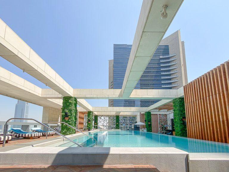 waldorf DIFC 71 768x576 - REVIEW - Waldorf Astoria Dubai DIFC : King Corner Suite [COVID-era]