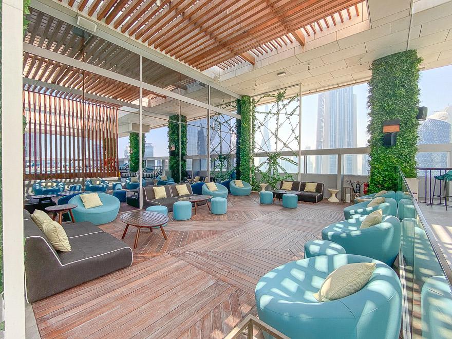waldorf DIFC 72 - REVIEW - Waldorf Astoria Dubai DIFC : King Corner Suite [COVID-era]
