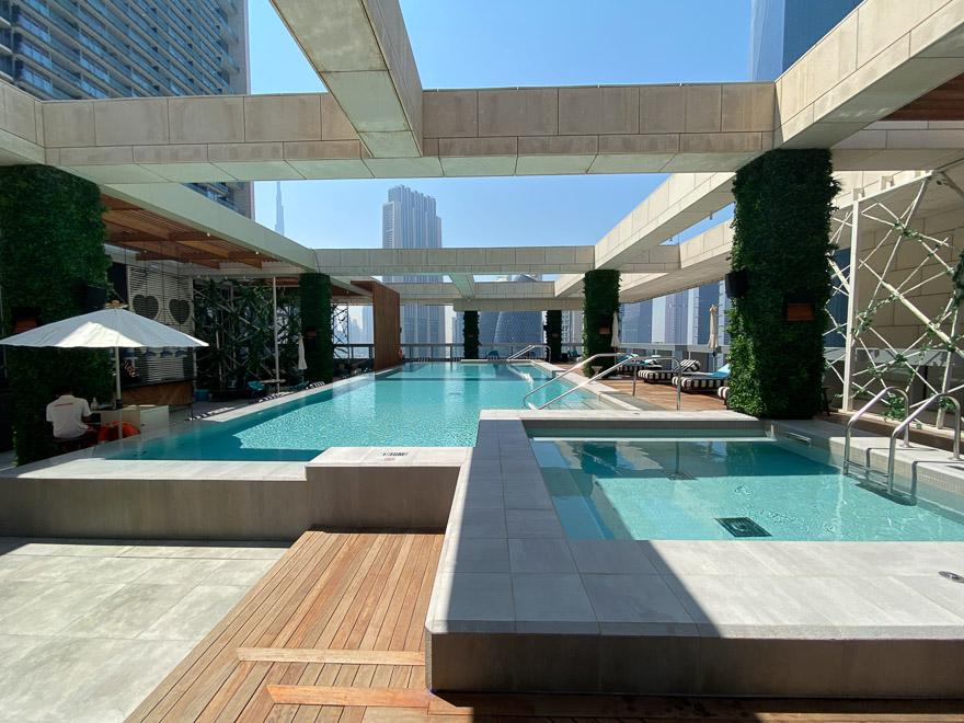 waldorf DIFC 73 - REVIEW - Waldorf Astoria Dubai DIFC : King Corner Suite [COVID-era]