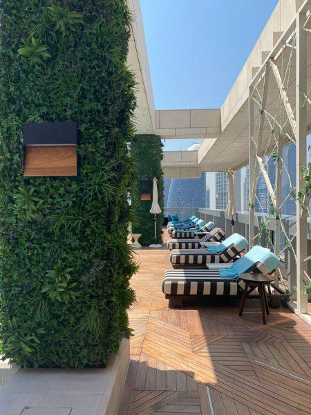 waldorf DIFC 75 450x600 - REVIEW - Waldorf Astoria Dubai DIFC : King Corner Suite [COVID-era]