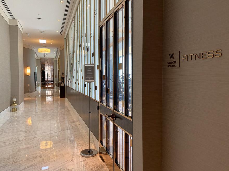 waldorf DIFC 81 - REVIEW - Waldorf Astoria Dubai DIFC : King Corner Suite [COVID-era]