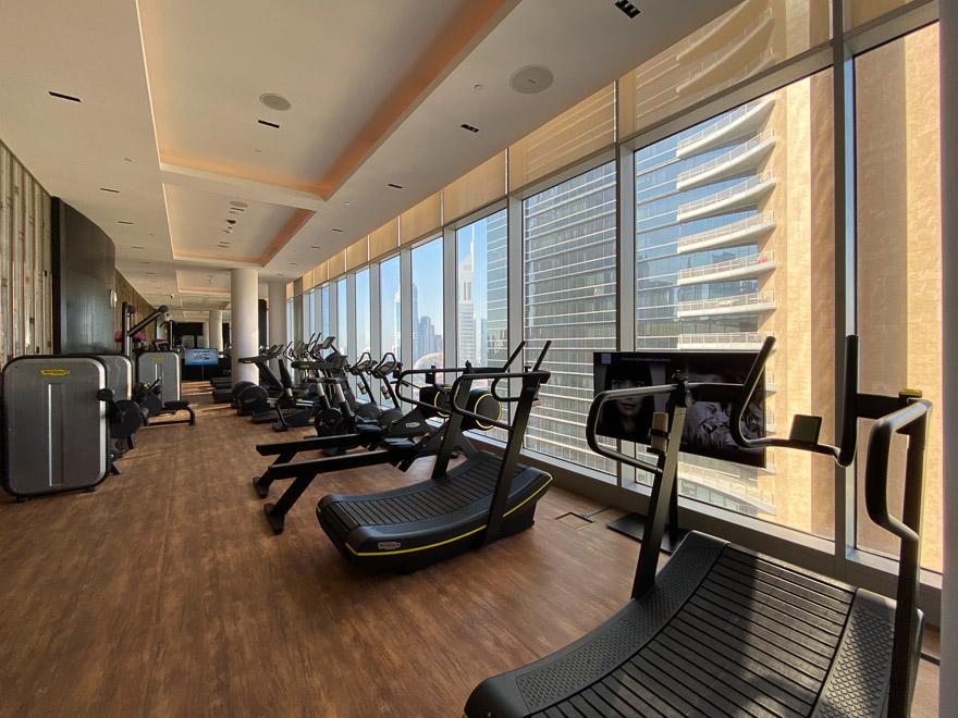 waldorf DIFC 82 - REVIEW - Waldorf Astoria Dubai DIFC : King Corner Suite [COVID-era]