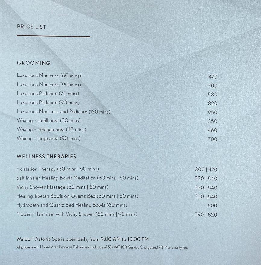waldorf DIFC 86 - REVIEW - Waldorf Astoria Dubai DIFC : King Corner Suite [COVID-era]