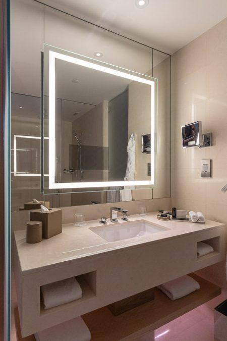 FS DIFC 11 450x675 - REVIEW - Four Seasons Dubai DIFC : Four Seasons Room & Studio Suite [COVID-era]