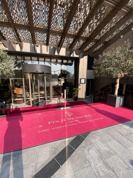 FS DIFC 2 450x600 - REVIEW - Four Seasons Dubai DIFC : Four Seasons Room & Studio Suite [COVID-era]