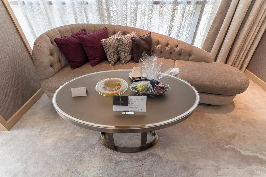 FS DIFC 22 - REVIEW - Four Seasons Dubai DIFC : Four Seasons Room & Studio Suite [COVID-era]
