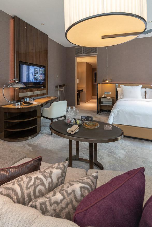 FS DIFC 24 - REVIEW - Four Seasons Dubai DIFC : Four Seasons Room & Studio Suite [COVID-era]