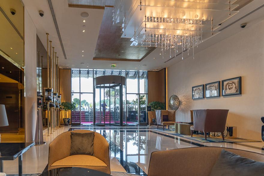 FS DIFC 3 - REVIEW - Four Seasons Dubai DIFC : Four Seasons Room & Studio Suite [COVID-era]