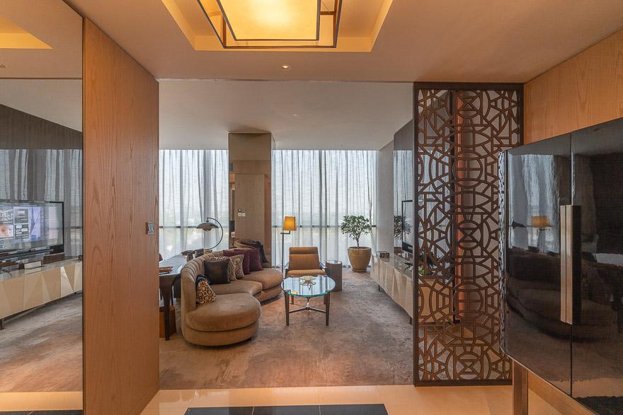 FS DIFC 34 - REVIEW - Four Seasons Dubai DIFC : Four Seasons Room & Studio Suite [COVID-era]