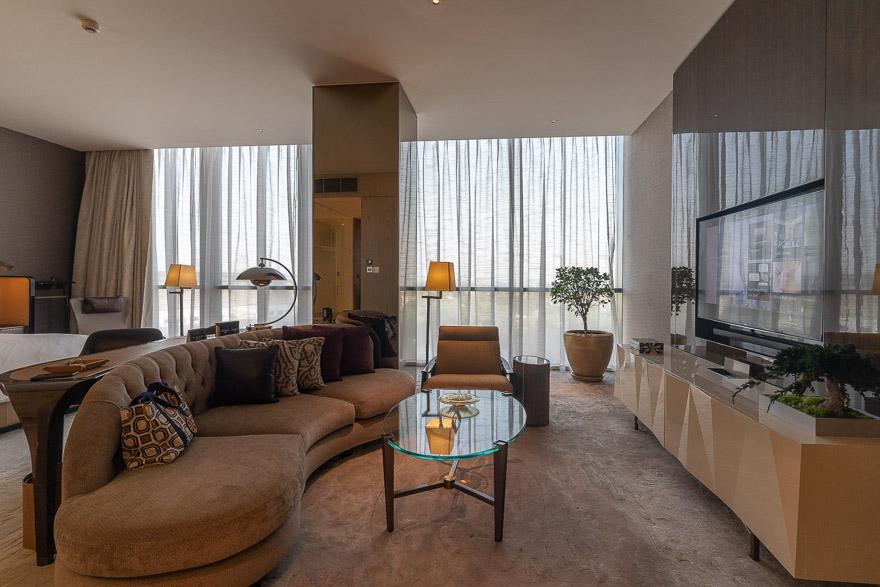 FS DIFC 37 - REVIEW - Four Seasons Dubai DIFC : Four Seasons Room & Studio Suite [COVID-era]