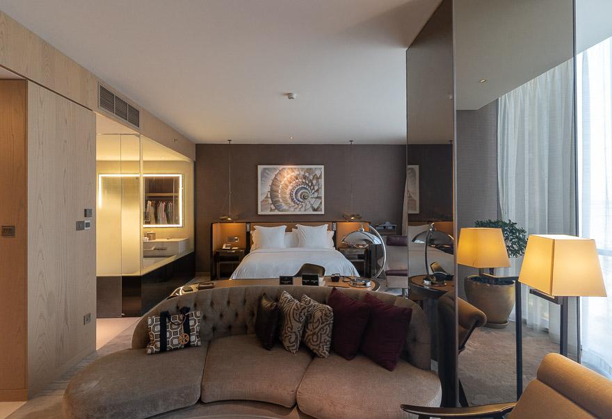 FS DIFC 38 - REVIEW - Four Seasons Dubai DIFC : Four Seasons Room & Studio Suite [COVID-era]