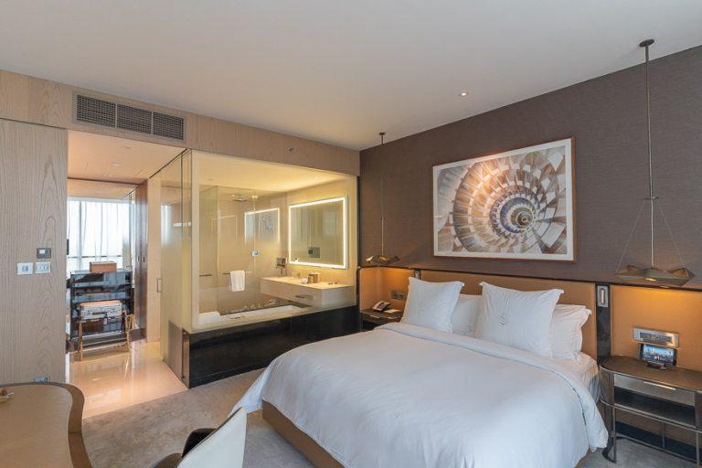 FS DIFC 43 768x512 - REVIEW - Four Seasons Dubai DIFC : Four Seasons Room & Studio Suite [COVID-era]