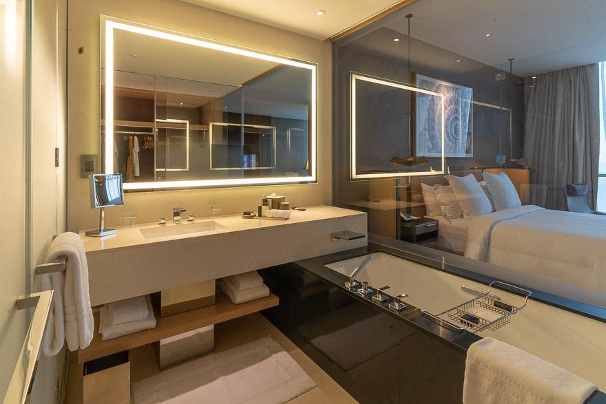 FS DIFC 45 - REVIEW - Four Seasons Dubai DIFC : Four Seasons Room & Studio Suite [COVID-era]
