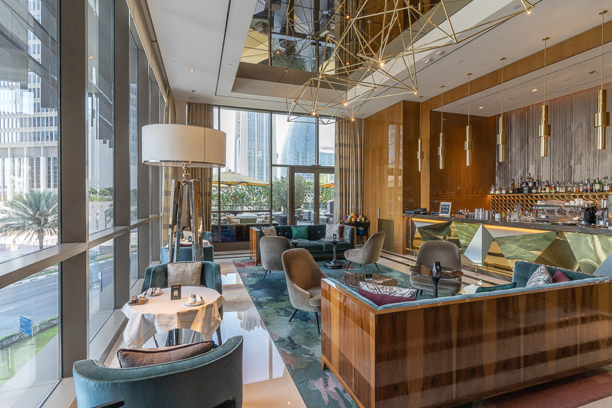 FS DIFC 56 - REVIEW - Four Seasons Dubai DIFC : Four Seasons Room & Studio Suite [COVID-era]