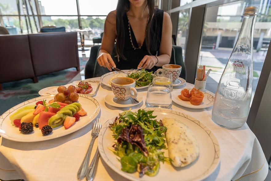 FS DIFC 62 - REVIEW - Four Seasons Dubai DIFC : Four Seasons Room & Studio Suite [COVID-era]