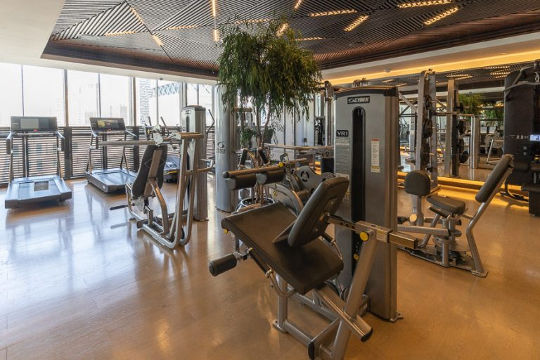 FS DIFC 71 768x512 - REVIEW - Four Seasons Dubai DIFC : Four Seasons Room & Studio Suite [COVID-era]