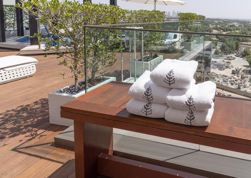 FS DIFC 78 - REVIEW - Four Seasons Dubai DIFC : Four Seasons Room & Studio Suite [COVID-era]
