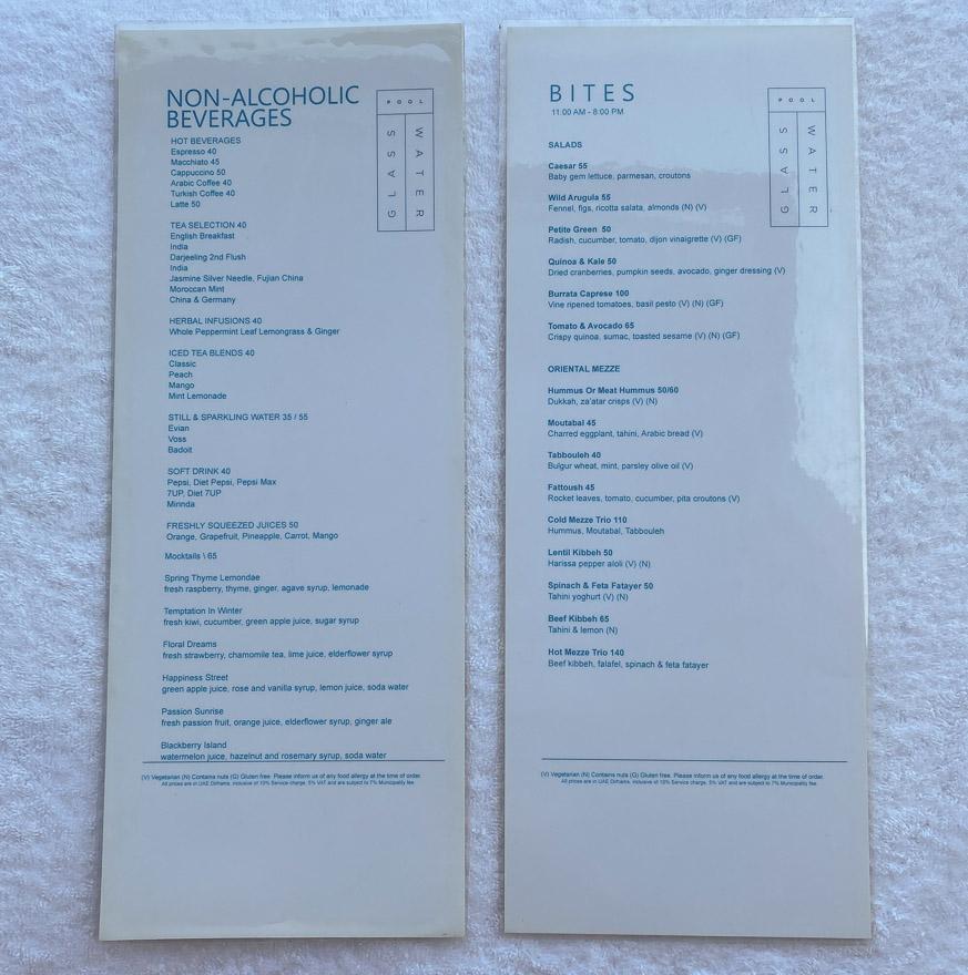 FS DIFC 91 - REVIEW - Four Seasons Dubai DIFC : Four Seasons Room & Studio Suite [COVID-era]